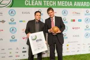 Clean Tech Media Award 2012